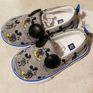 Gap Mickey Mouse Sneakers